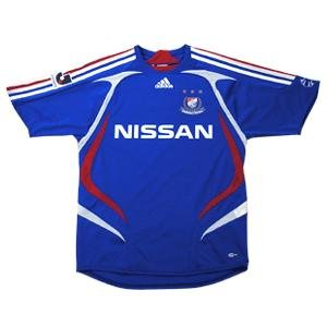 07 Yokohama F-Marinos Soccer Shirt Replica Home Short Sleeve (Standard)