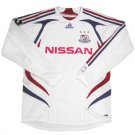 07 Yokohama F-Marinos Soccer Shirt Replica Away Long Sleeve (Standard)