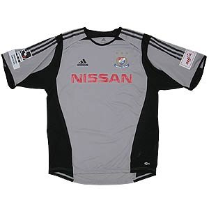 06 Replica Away Short Sleeve (Full Sponsor)