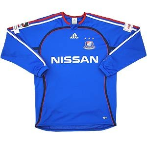 06 Replica Home Long Sleeve (Full Sponsor)