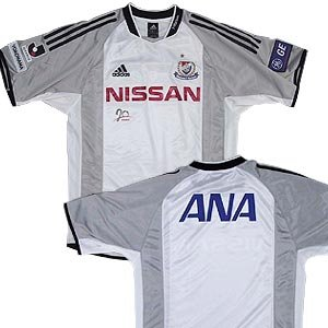 03 Replica Away Short Sleeve (Full Sponsor)
