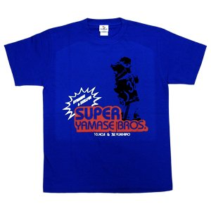 07 Yamase Brothers T-Shirt (Blue)