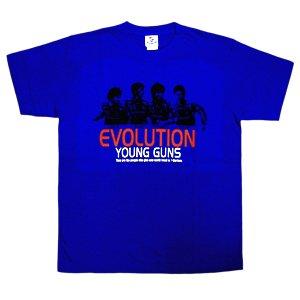 07 Young Guns T-Shirt (Blue)