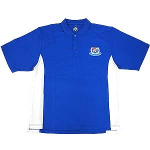 06 Polo Shirt (Blue)