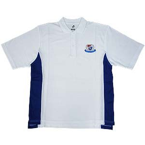 06 Polo Shirt (White)