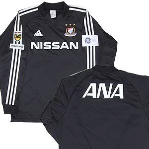 05 Black Goalkeeper Uniform (Full Sponsor)
