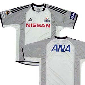 04 Replica Away Short Sleeve (Full Sponsor)