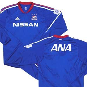 05 Replica Home Long Sleeve (Full Sponsor)