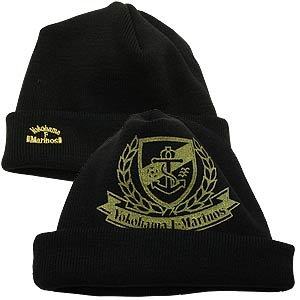 YFM Emblem Wooly Hat