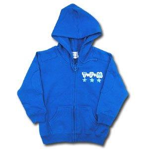 07 Kids Hoodie (Blue)