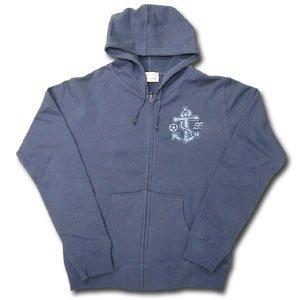 07 Mens Hoodie (Navy)