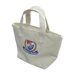 Emblem Tote Bag (Mini) (Beige)
