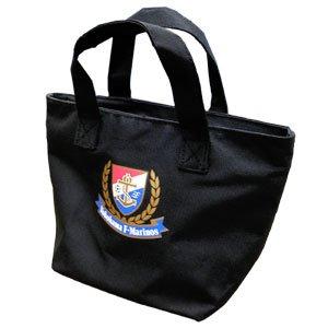 Emblem Tote Bag (Mini) (Black)