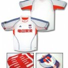 06 Albirex Niigata Authentic Away Short Sleeve