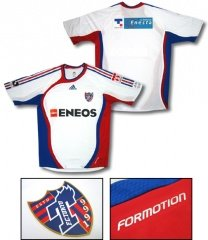 06/07 FC Tokyo Authentic Away Short Sleeve