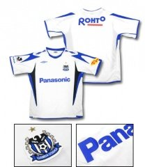 07 Gamba Osaka Away Short Sleeve
