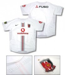 06 Urawa Reds Replica Away Short Sleeve