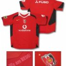06 Urawa Reds Replica Home Short Sleeve