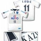 07 Yokohama FC Authentic Away Short Sleeve (Name and Number)