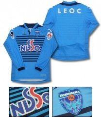 07 Yokohama FC Authentic Home Long Sleeve