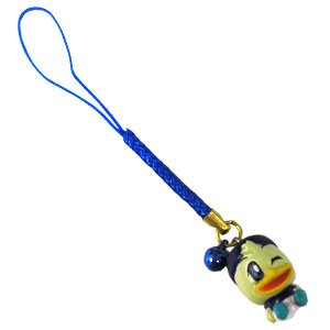 Marinosuke Swinging Head Bell Strap