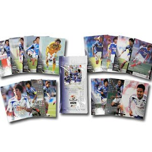 07 J-League Trading Cards Team Edition  Premium (Box)