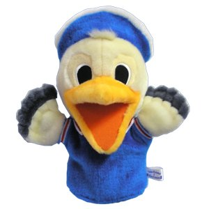 Moving Mouth Marinos-kun Hand Puppet