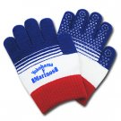 Tricolore Gloves
