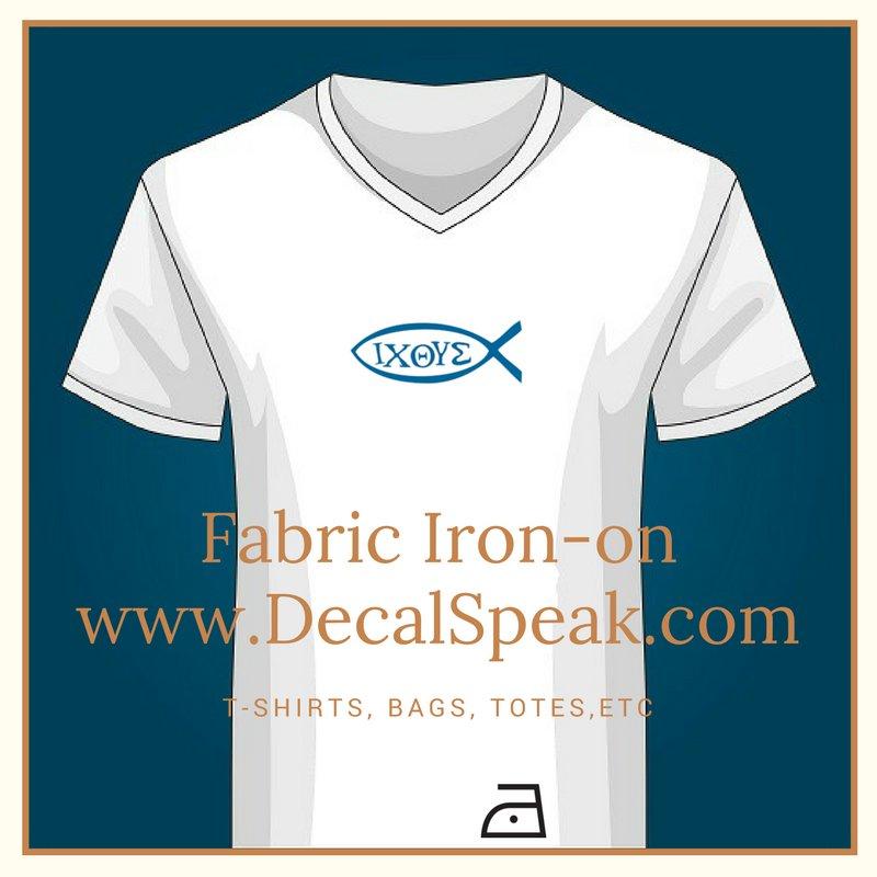 �Χ�ΥΣ Fabric Iron-on, 2 pieces