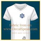 First Responder Fabric Iron-on #2