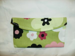 Grocery coupon pouch/Sunglass pouch
