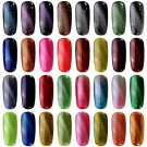 108 Colors Cat Eyes Magnetic Magic Nail Art UV Gel Polish