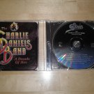 The Charlie Daniels Band, A Decade of Hits, 1983 Sony Entertainment  CD