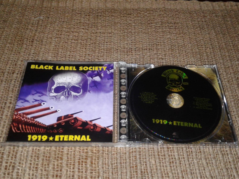 Black Label Society, 1919*Eternal CD