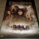 The Lord of the Rings, Fellowship of the Ring, fullscreen DVD