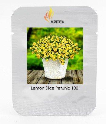 Lemon Slice Superbells Calibrachoa Petunia Annual Flower Seeds
