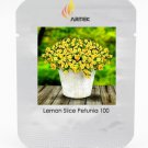 Lemon Slice Superbells Calibrachoa Petunia Annual Flower Seeds
