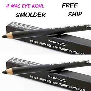 TWO MAC Cosmetics Eye Kohl Eyeliner Pencil - Smolder