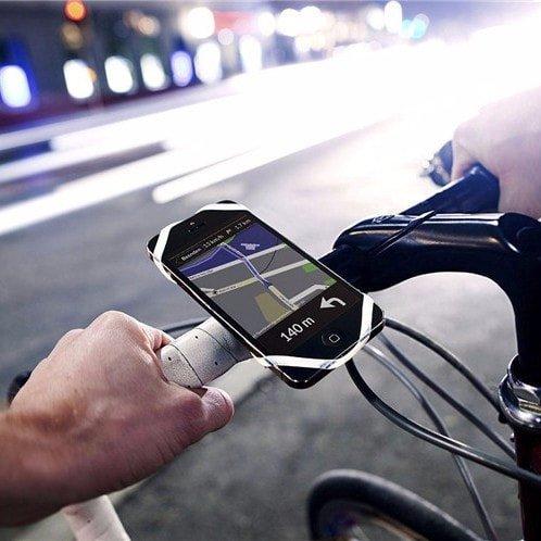 RapidMount - Smartphones On Handle Bars In Seconds