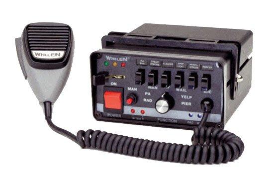Whelen 295HFSA6 Siren & 9 Light Control