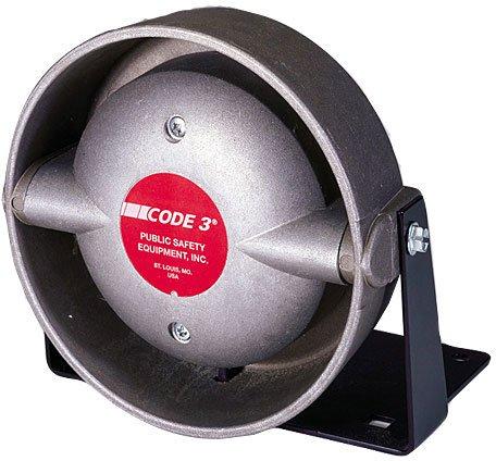 Code 3 Slim Line Speaker
