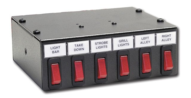 Signal Vehicle SB4020 Switch Box