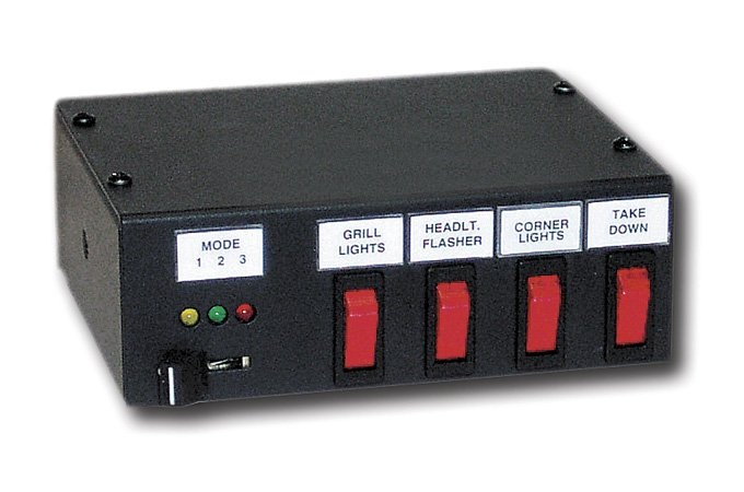 Signal Vehicle SB4040 Switch Box