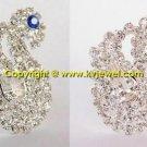 Swan wedding rings