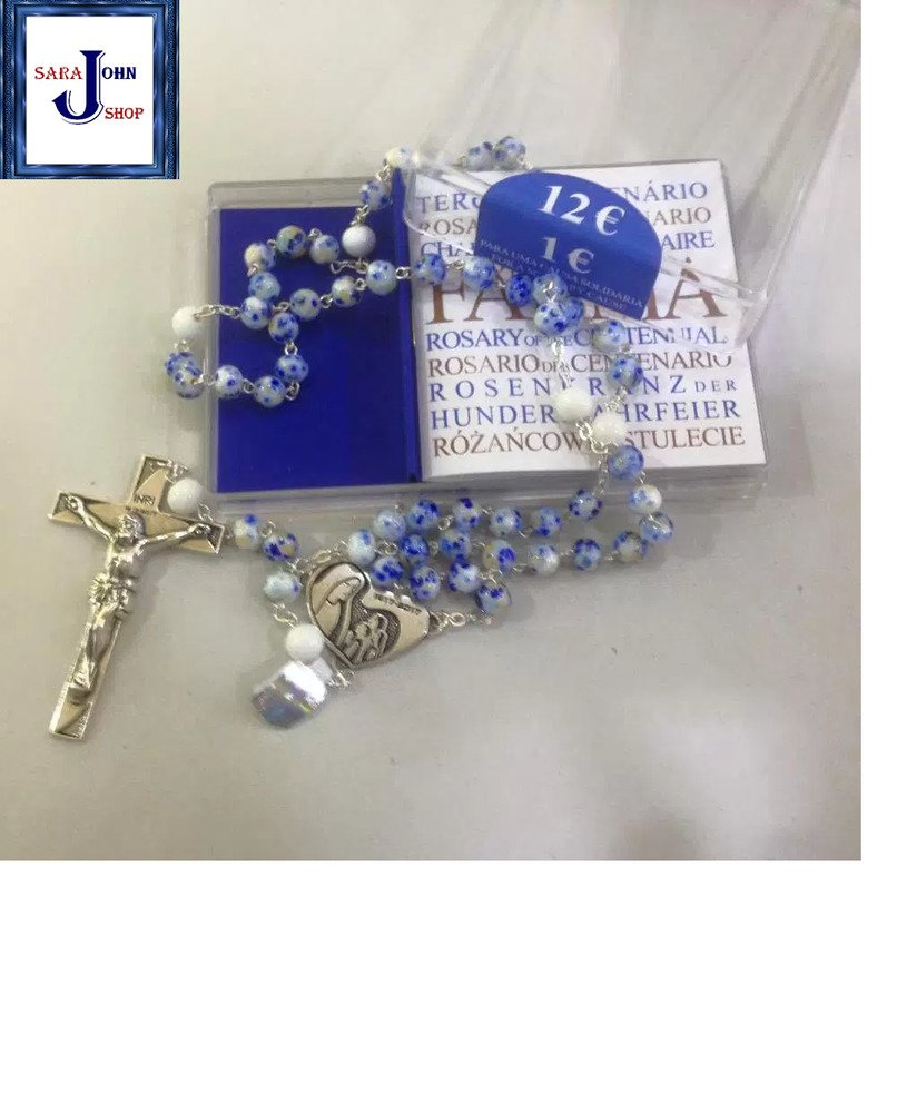 Commemorative Rosary Of The Centenary Of The Our Lady Of Fatima Apparition