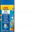 Sera Toxivec Aquarium Treatment removes Chlorine, Ammonia & Nitrite-100ml