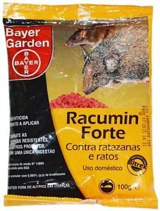 Bayer garden Granulated racumin strong rat pest control Kill mice bait Rodent