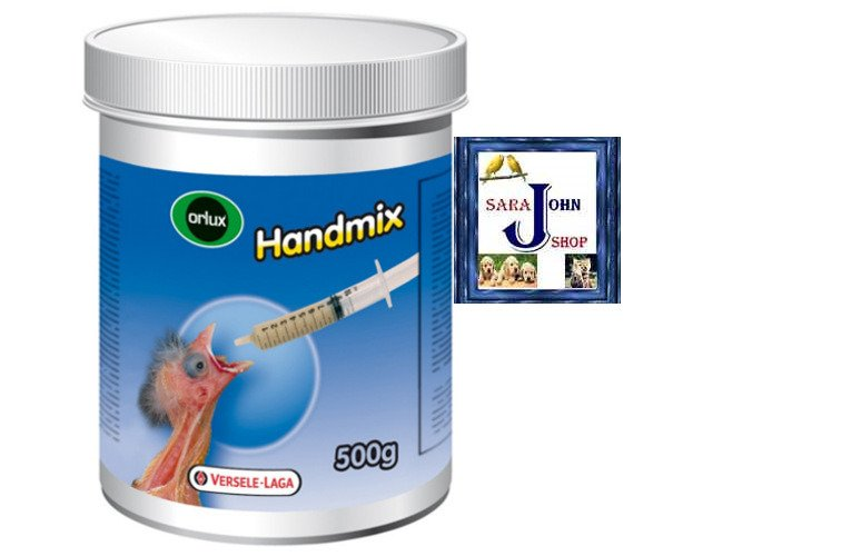 Versele Laga Orlux Handmix Handrearing Food for Baby Birds