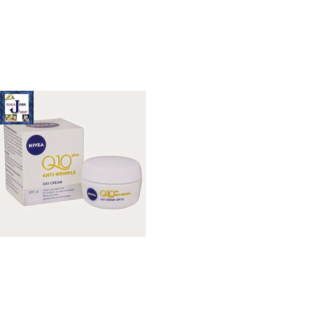 Nivea Q10 Plus Anti-Wrinkle Light Day Care Cream