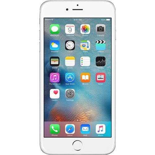 Apple iPhone 6S Plus 128GB Silver New In The Box